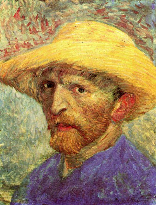 a biography of vincent van gogh a gifted painter