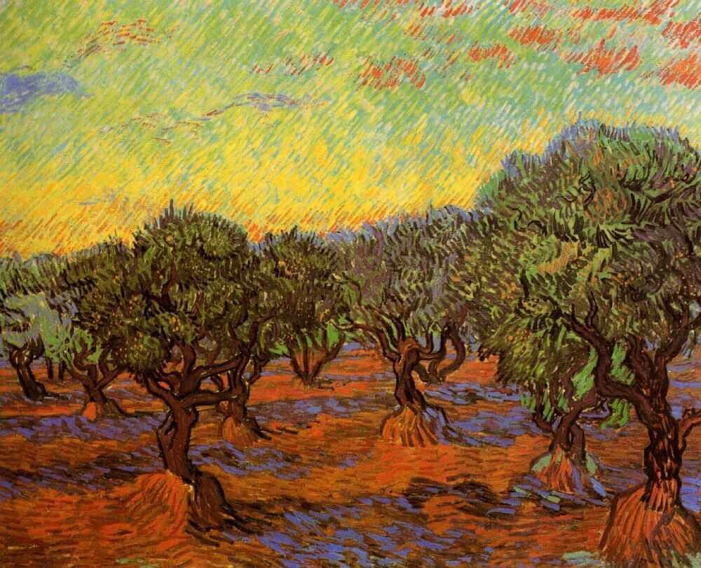 Vincent Van Gogh S Paintings At Saint Remy 1889 90