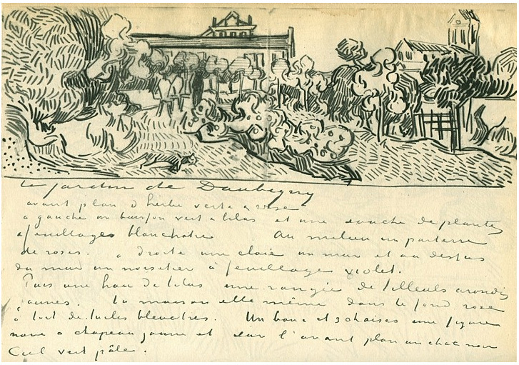 Letter 07/23/1890 - by Vincent van Gogh