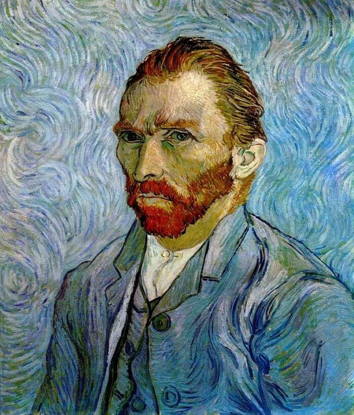 An opinion of the final self portrait of vincent van gogh