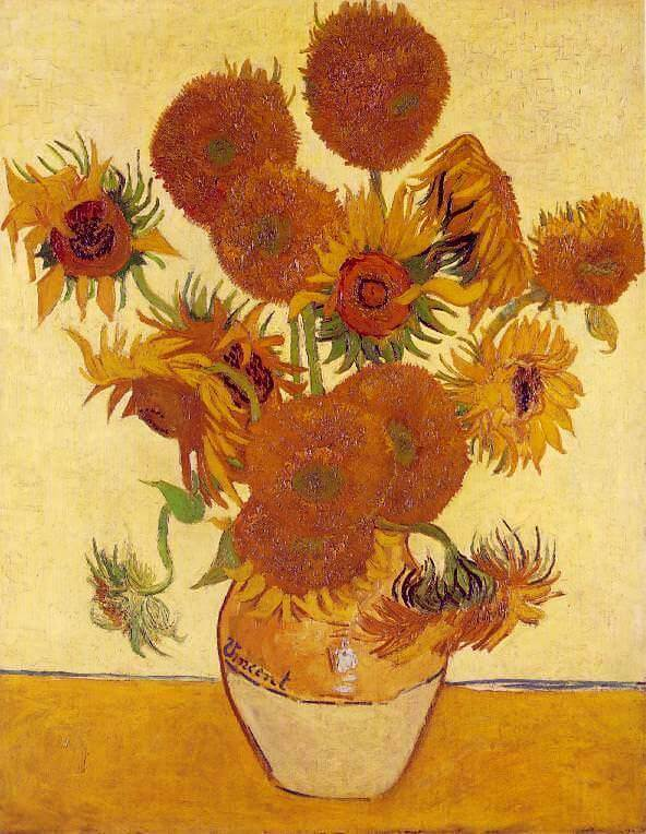 10 Facts That You Don T Know About Sunflowers By Vincent Van
