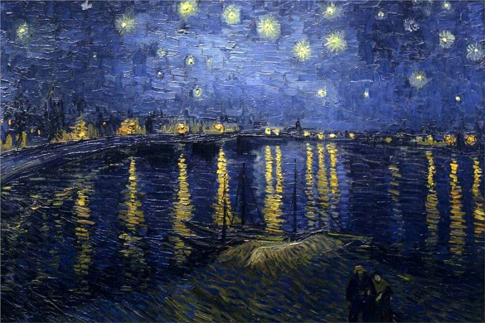 10 Facts You Dont Know About Van Goghs Starry Night Over The Rhone